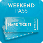 Festival Pass (Hardticket, We Are One Edition)