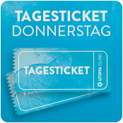 Tagesticket (Donnerstag)